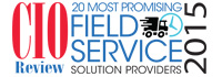 Top 20 Field Service Solution Companies - 2015